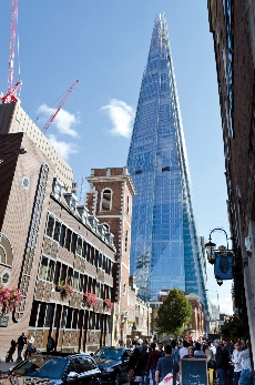 Renzo Piano's Shard