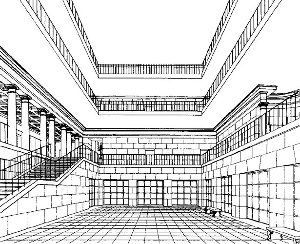 Basic architectural drawings for Building drawing online