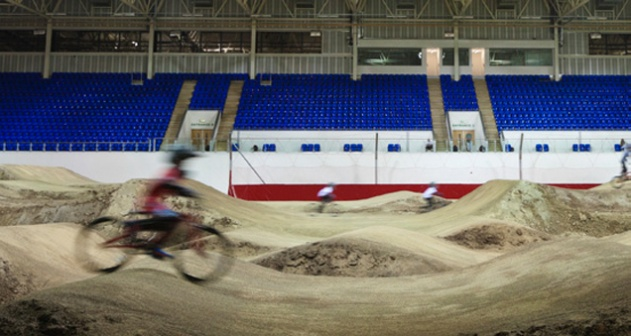 National BMX Centre, Manchester