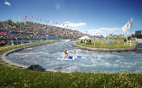 Populous Olympic Lee Valley White Water Centre