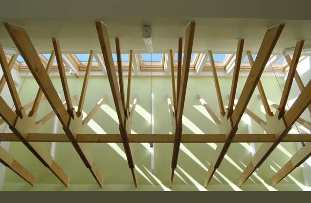 Nursery skylights