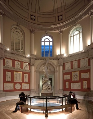 Burwell Deakins Architects, Octagon and Flaxman galleries UCL