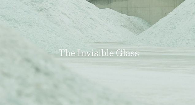 The Invisible Glass creates new possibilities in building design