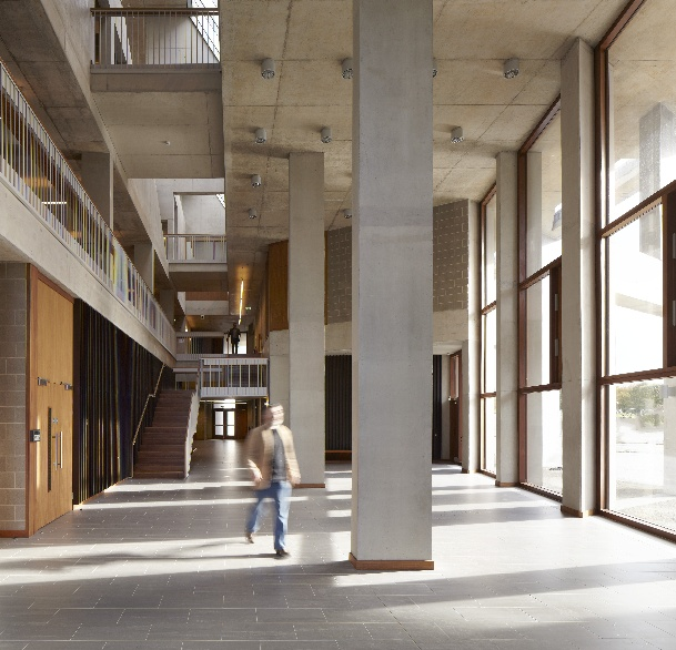 University of Limerick Medical School by Grafton Architects