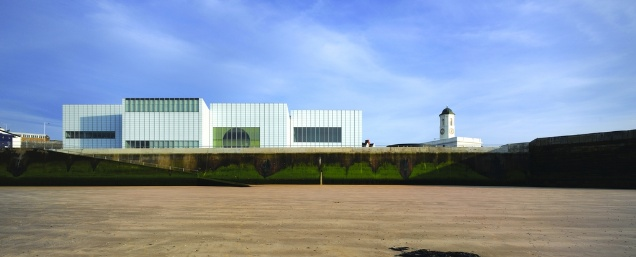 Turner Contemporary, Margate, Kent.