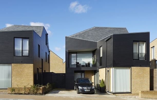 Newhall Be, Harlow, Essex by Alison Brooks Architects