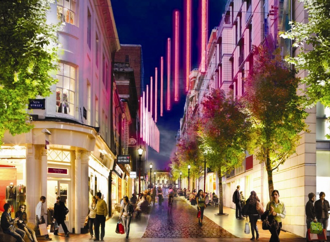 Make's Birmingham Retail Strategy