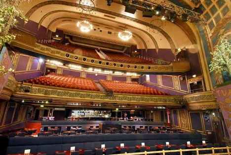 Liverpool Royal Court Theatre- Major New Venue