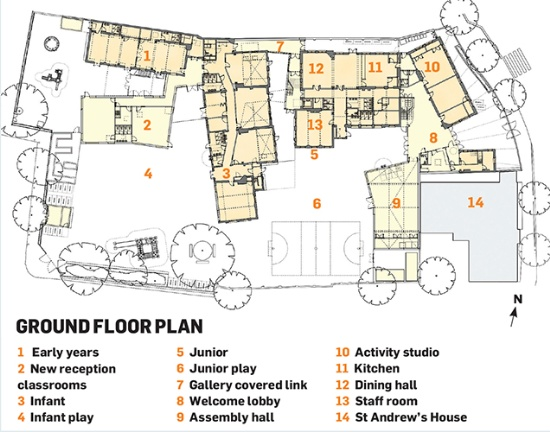 site plan q Fort-de-France