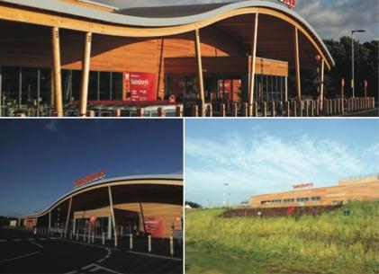 sainsburys eco-supermarket