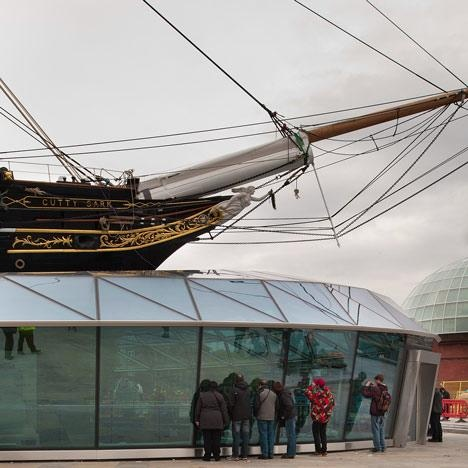 Cutty Sark - image by reader
