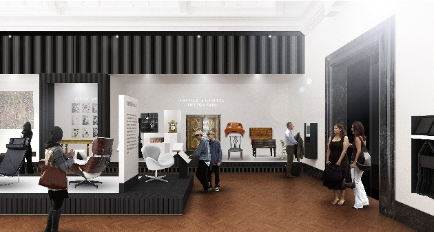 Nord 39 s v a furniture gallery to open in december news for Furniture gallery