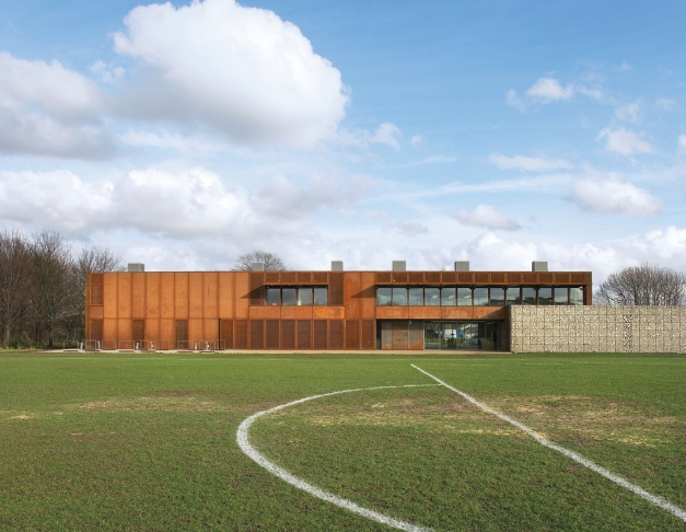 Stanton Williams' Hackney Marshes Centre
