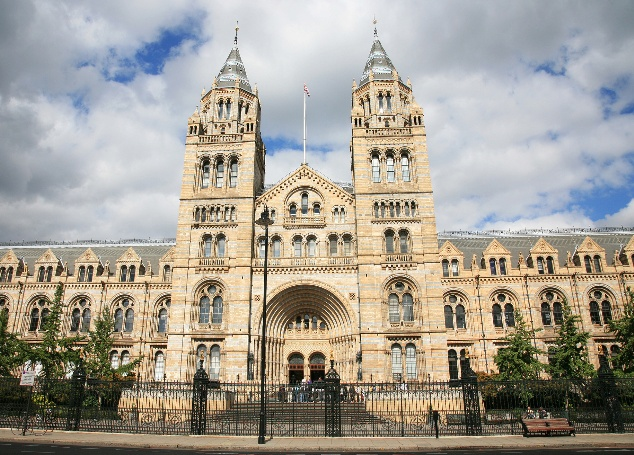 Jobs In Natural History Museum London