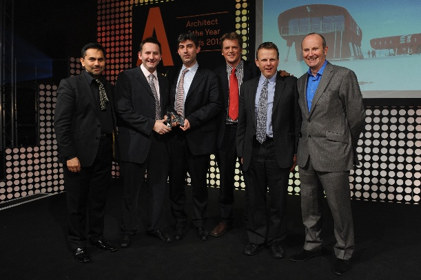 Architect of the Year and Young Architect of the Year Awards 2012