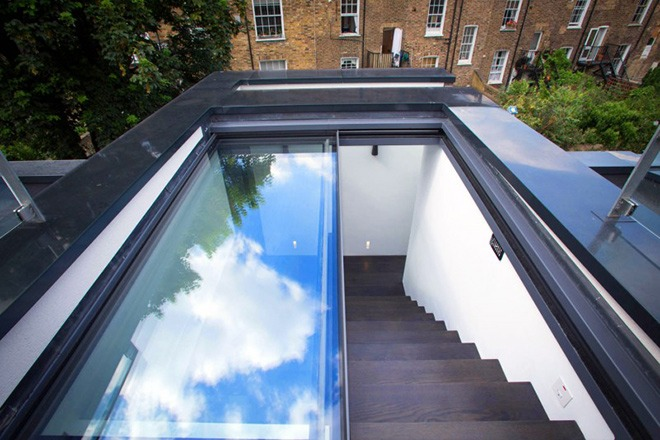 Glazing Vision's box rooflights unlock roof space and add value to city properties