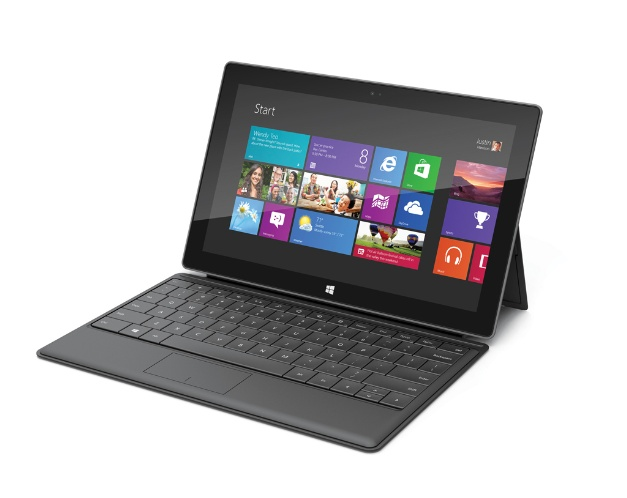 Microsoft Surface Pro: a tablet that acts like a PC.