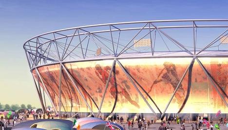 Londres 2012 - Estadio Olimpico Grab7