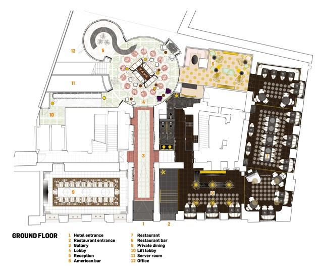 Sans Souci Boutique Hotel By David Archer Architects