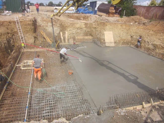 Waterproof Basement Construction : Cpd best practice for building waterproof concrete