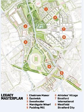 Legacy masterplan