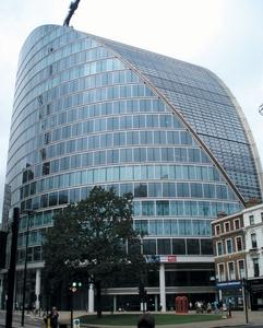 Moor House office development, London