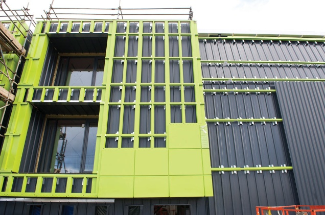 Sustainable Building Envelope Centre