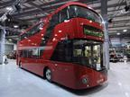 The front of the proposed new Routemaster bus design