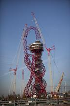 ArcellorMittal Orbit October 2011