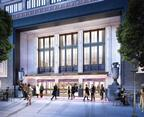Squire & Partners - Odeon Kensington to become The Kensington. View of cinema entrance
