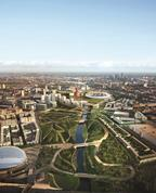 The new masterplan for the post-2012 Olympic Park
