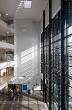 Bond Bryan Architects' £25 million city centre campus for Leicester College has opened to students.