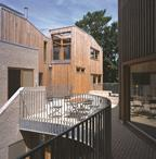 1-6 Copper Lane co-housing by Henley Halebrown Rorrison Architects