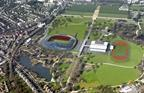Aerial shot of AFL's plans for Crystal Palace FC