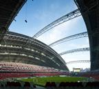 Singapore National Stadium Arup Associates