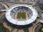 Populous's Olympic Stadium.