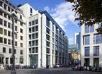 ORMS Architecture Design's office building in Finsbury Square, London