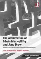 Edwin Maxwell Fry - Jane Drew book cover