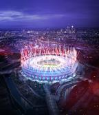 2012 Olympic Stadium, West Ham United