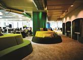 Contemporary workplace design - Google's offices in Soho