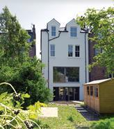 Bere Architects' north London house retrofit