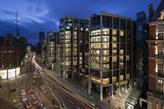 One Hyde Park, London. Archtiect: Rogers Stirk Harbour