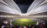 Zaha Hadid Architects' designs for Japan's national stadium