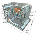 Archicad is one of many programs to incorporate the 3D building information model concept.