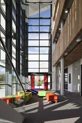 Chinese Studies Faculty, Nottingham University by Lewis and Hickey