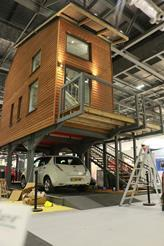 ZEDPod at Ecobuild 2016