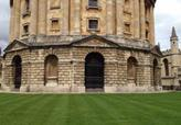 Radcliffe Camera - existing south entrance