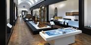 V&A furniture gallery by Nord