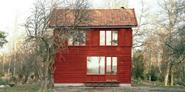 Swedish summerhouse, Arboga
