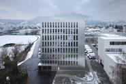 LCT One Administration Building by Hermann Kaufmann Architekten